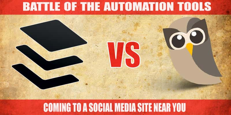 Buffer vs Hootsuite