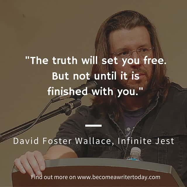 david foster wallace language essay Fate, time, and language: an essay on free will un viaje con david foster wallace, editorial pálido fuego texas studies in literature and language 493.