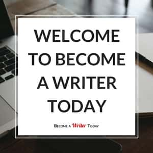 Welcome To Become A Writer Today  Become A Writer Today