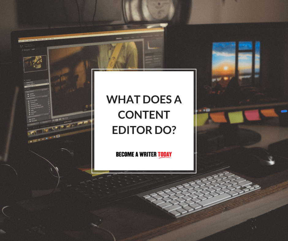 What is content editor