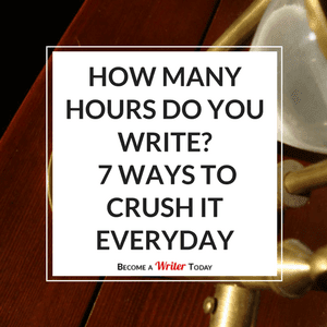 How Many Hours Do You Write