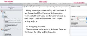 Using scrivener for blogging the ultimate how to guide become a navigating scrivener maxwellsz