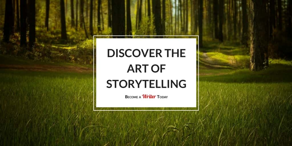 Discover the Art of Storytelling