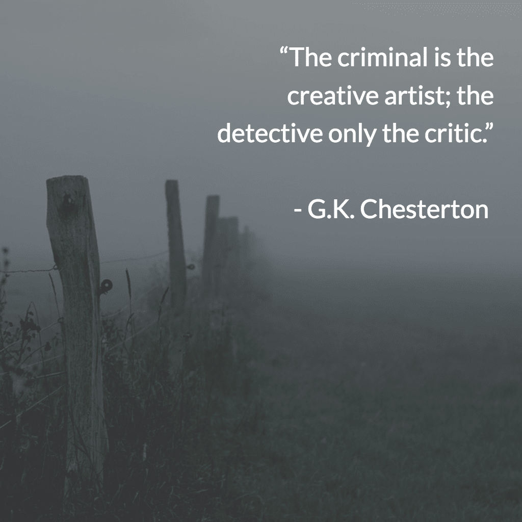 G.K. Chesterton − The Blue Cross: A Father Brown Mystery