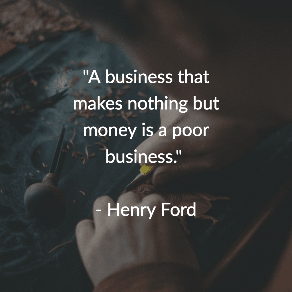 Ford Quote Instagram