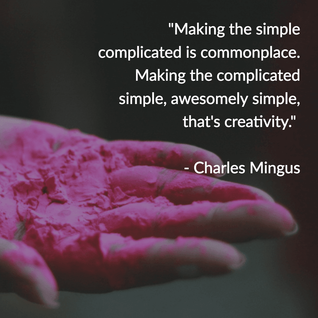 Mingus Quote