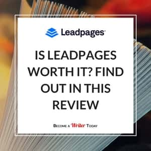 Leadpages Giveaway