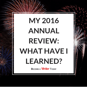Featured My 2016 Annual Review