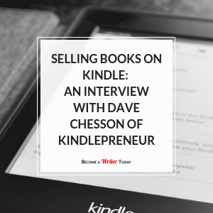 Blog Selling Books on Kindle_ An Interview with Dave Chesson of Kindlepreneur