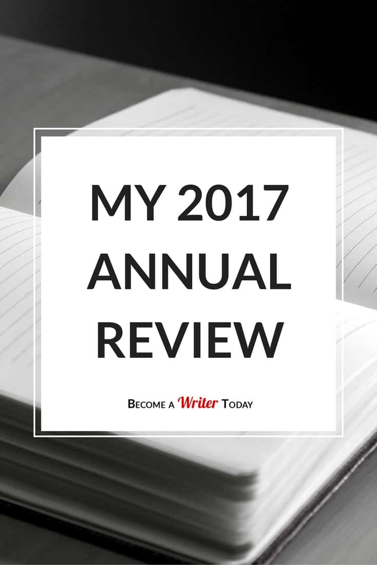 My 2017 Annual Review