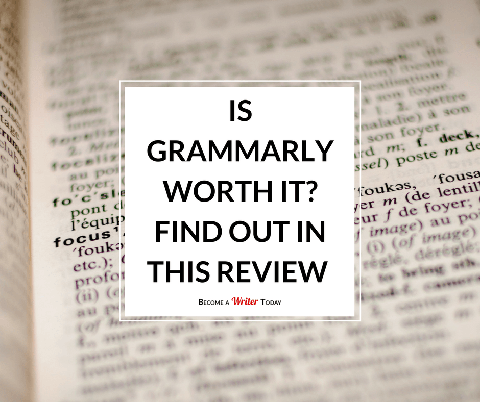 Grammarly Review 2018 Is This Grammar Checker Worth It