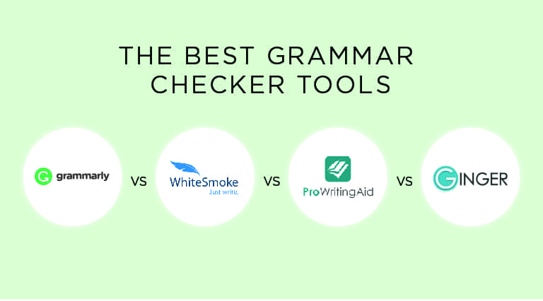 Best Grammar Checker 2019: Whitesmoke vs Ginger vs Grammarly