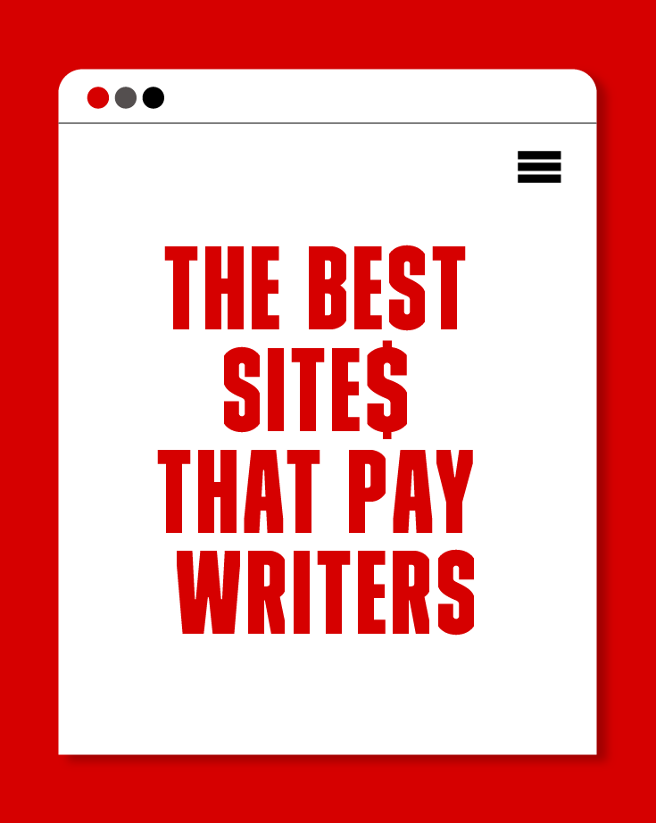 The best sites that pay writers