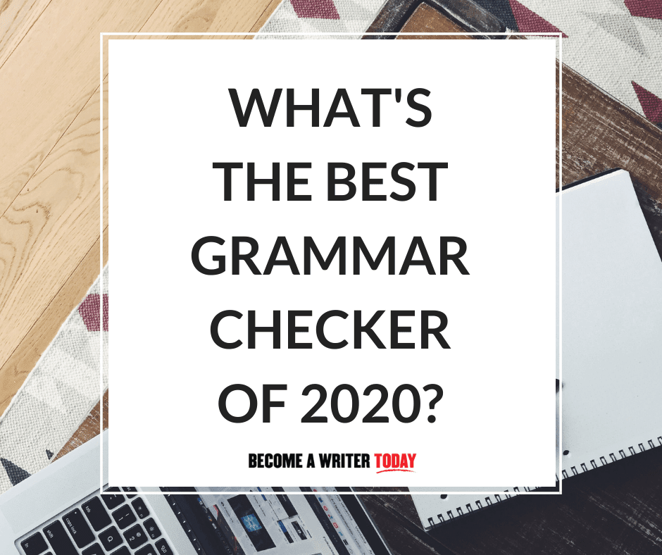 Best grammar checker 2020