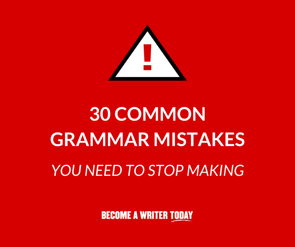 Common Grammar Mistakes - Feature
