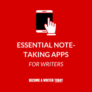 Note-Taking Apps for Writers - Main