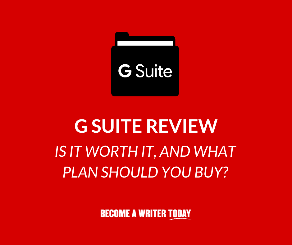 G Suite Review - Feature