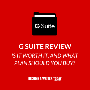 G Suite Review -