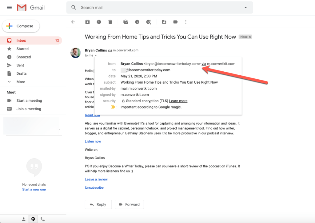 Gmail - G Suite Review