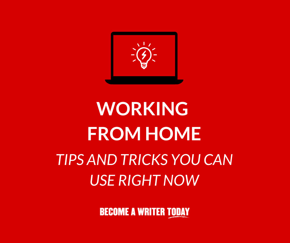 Working from home tips - Feature