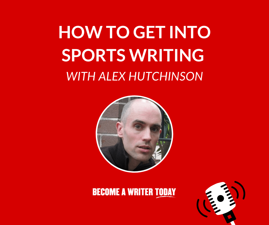 How To Get Into Sports Writing and the Limits of Human Performance with Alex Hutchinson - Feature