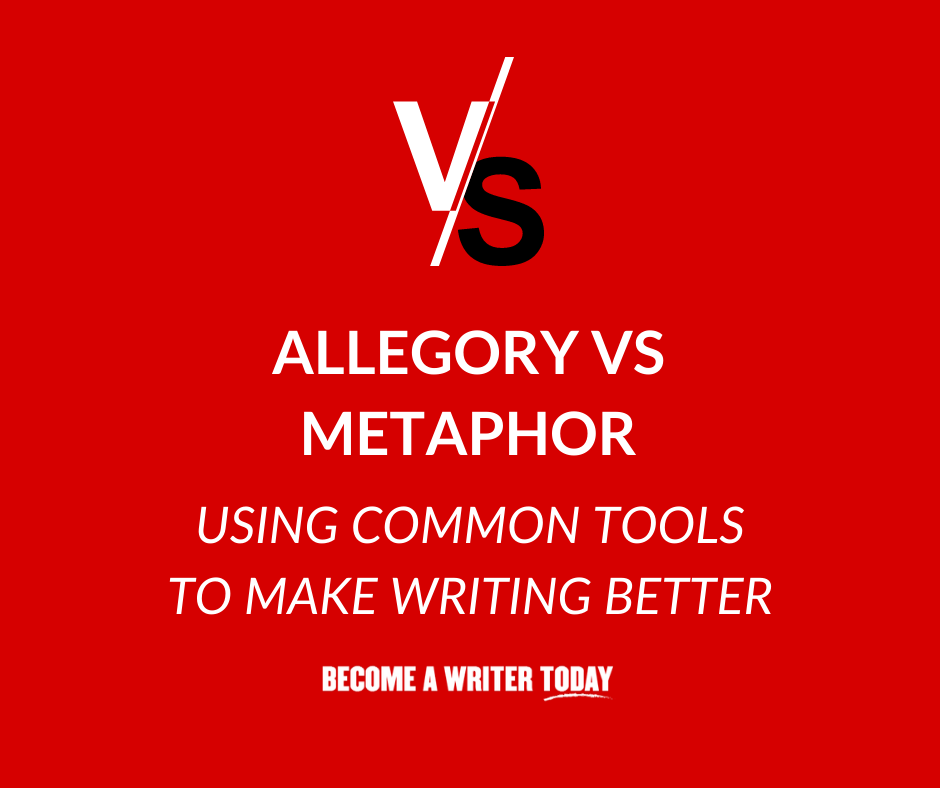 Allegory Vs Metaphor - Feature