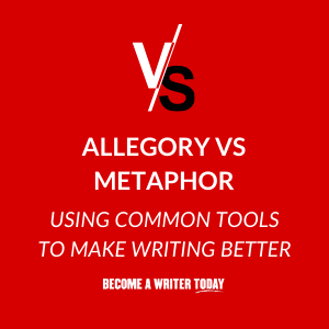 Allegory Vs Metaphor - Main