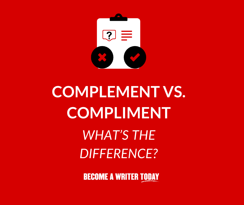 Complement vs. Compliment - Feature