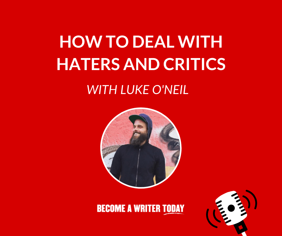 How to Deal with Haters and Critics - Feature