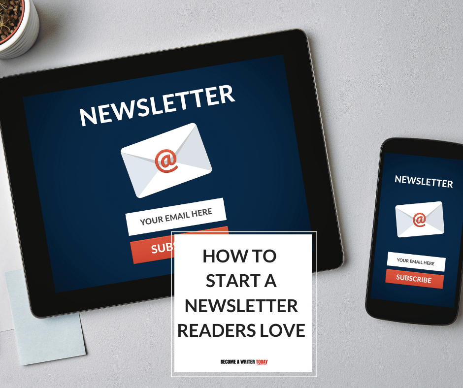 How to start a newsletter