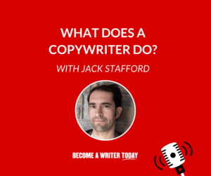 What does a copywriter do - Feature