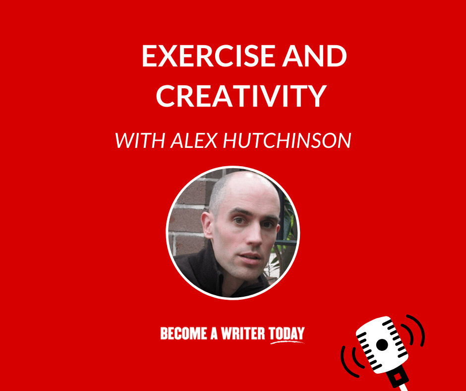 Exercise and creativity with Alex Hutchinson