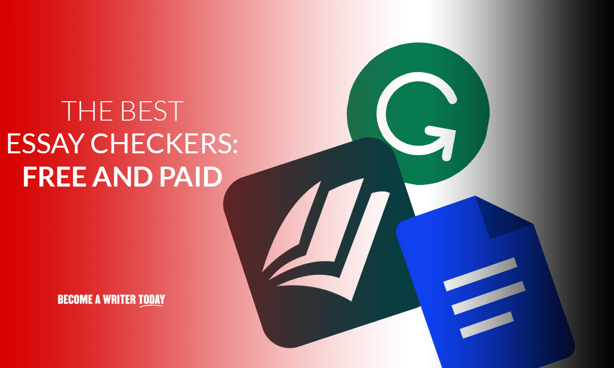 The best essay checkers free and paid