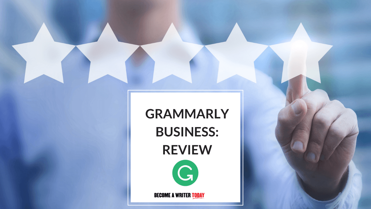 Grammarly business review