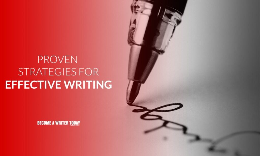 10 Strategies and Tools of Effective Writing