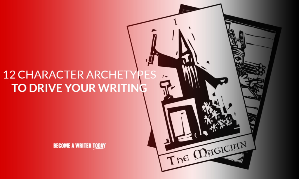 12 character archetypes to drive your writing