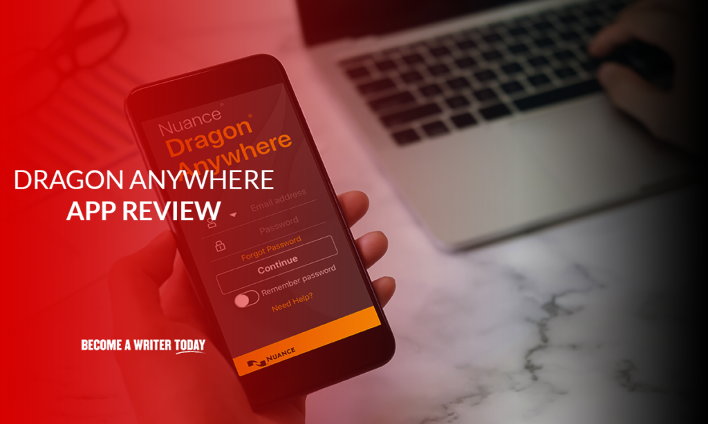 Dragon Anywhere App Review