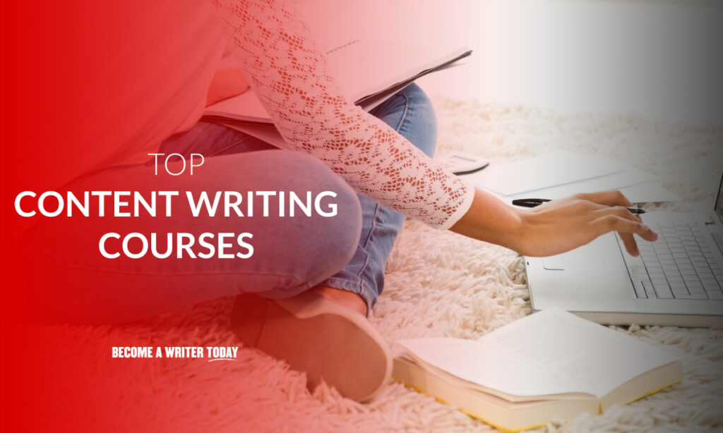 Top content writing courses