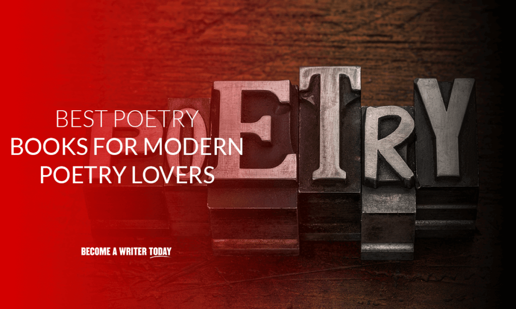 Best poetry books for modern poetry lovers