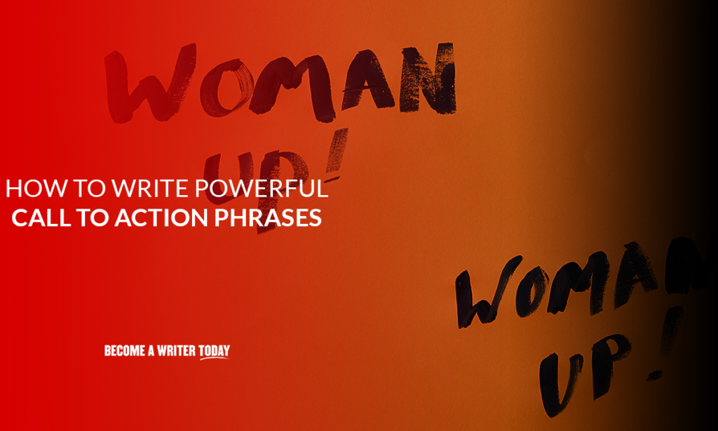 How to write powerful call to action phrases