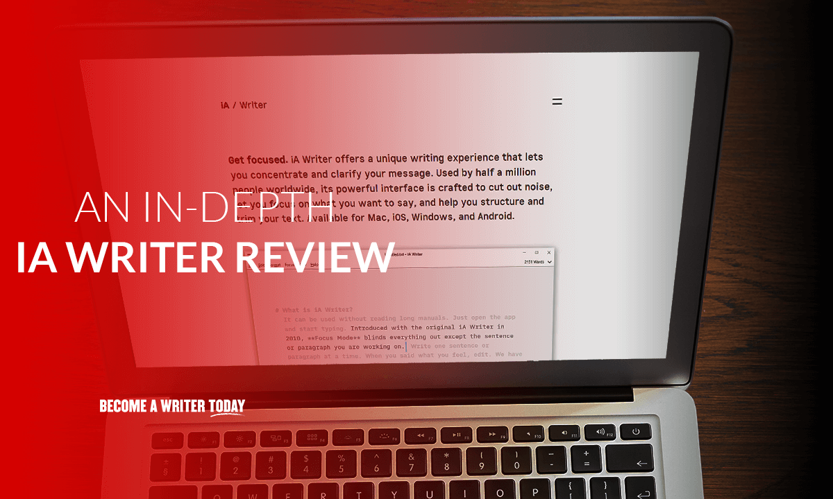 An in-depth IA writer review